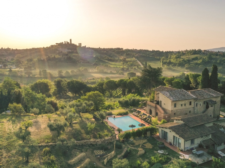 Agrivilla i pini biohotel tuscany best small
