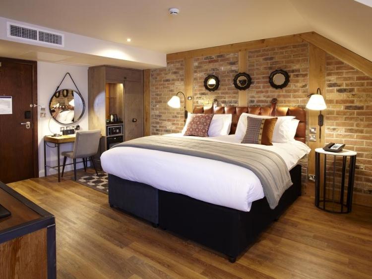 Hotel Indigo York cosy room