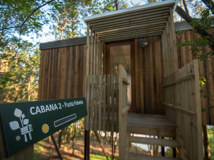 Cabanitas Del Bosque Cabanas Sen Barreiras