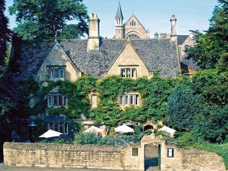 Old Parsonage Hotel Oxford beautiful luxury