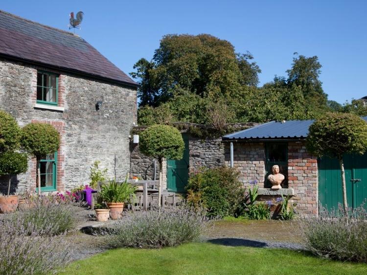 The Georgian Stable Yard House Ireland Burtown House