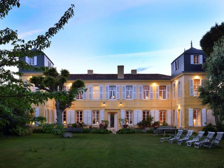 La Baronnie Hotel & Spa Saint-Martin-de-Ré  historical building