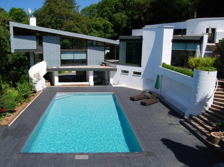 Stay at Kaywana Hall Dartmouth Devon boutique best cheap luxury unique trendy cool small