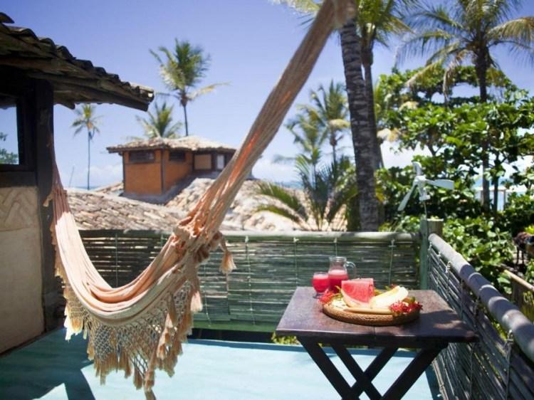 Pousada Thaynã Caraíva Bahia hotel lodging boutique best cheap luxury unique trendy cool small