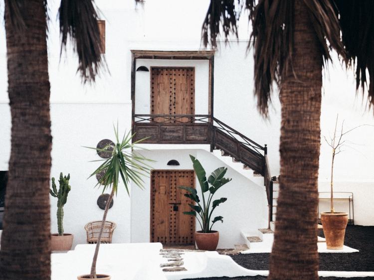 Nube Blanca hotel lanzarote best b&b romantic