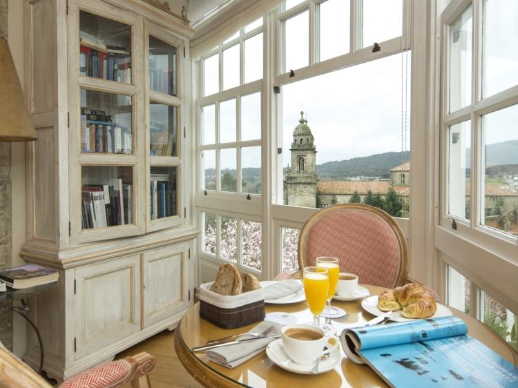 Costa Vella Galicia Spain Garden