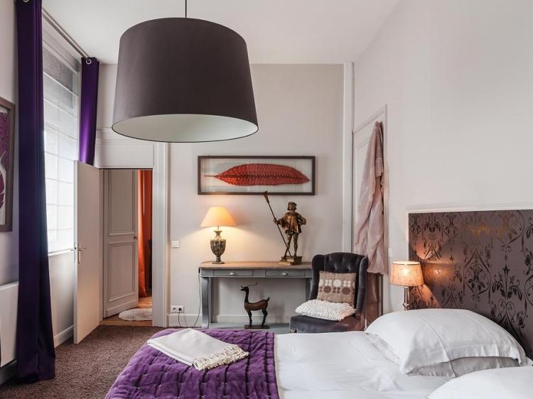 La Maison du Champlain Lille hotel lodging boutique best cheap luxury unique trendy cool small