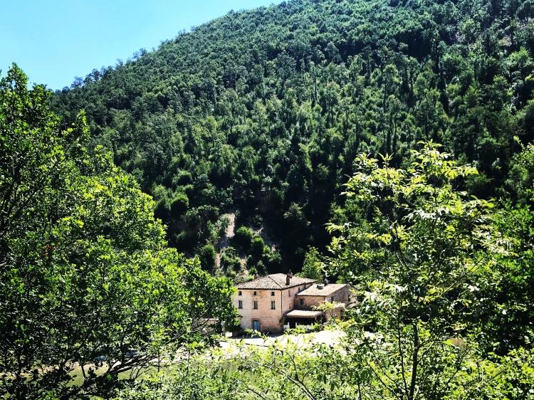 Romantic setting of La Fenella in the night