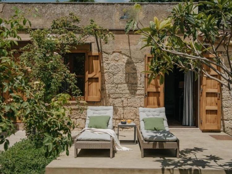 SUSAFA HOTEL SICILY LUXURY ROMANTIC