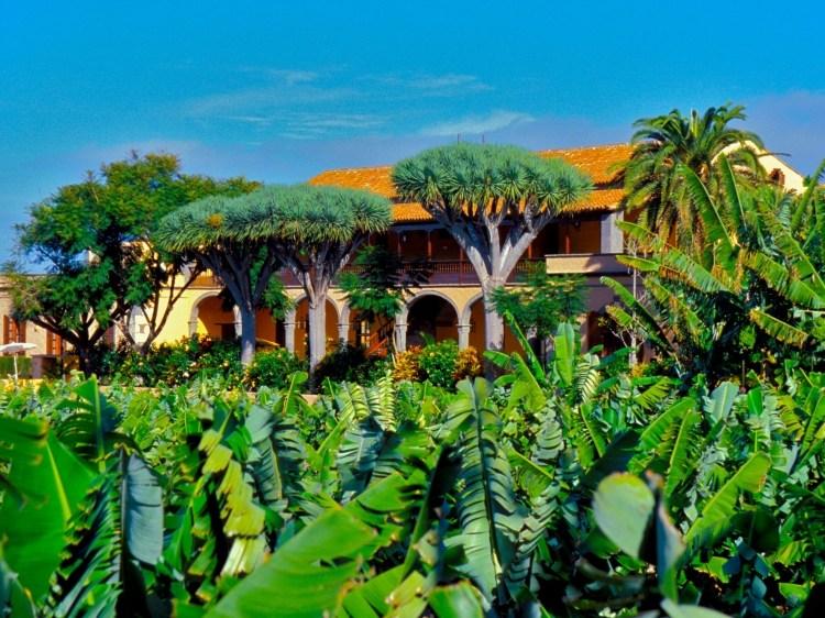 La Hacienda de Buen Suceso Gran Canarias hotel best boutique romantic