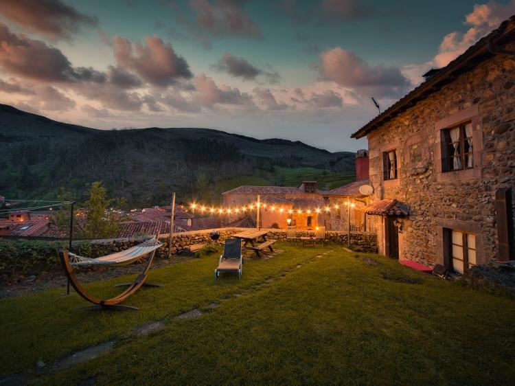La Infinita Rural Boutique hotel cantabria carmona best small romantic