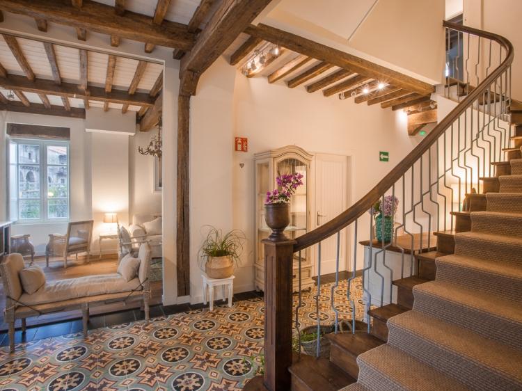 Posada Seis Leguas Riocorvo cantabria hotel b&b best rural