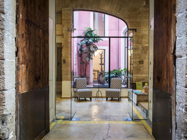Palau Sa Font Hotel con encanto en Palma de Mallorca