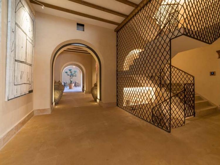 Hotel Creu de Tau Art & Spa wellness travel Spain luxury hotels holiday retreat