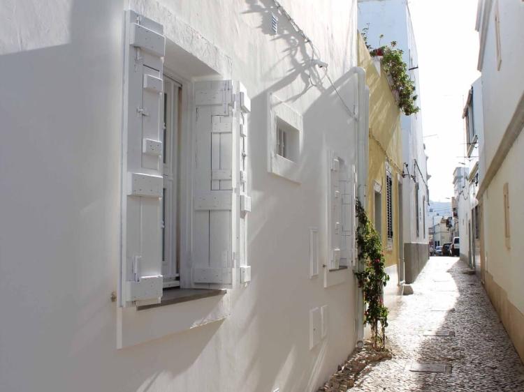 Casa Opala Townhouse Olhão Algarve coast Portugal Atlantic ocean