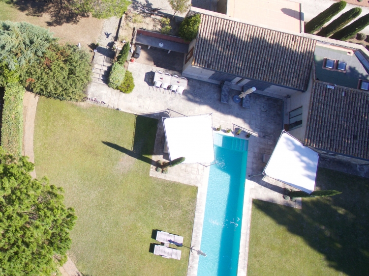Les Oliviers Villa oppede house charming beautiful
