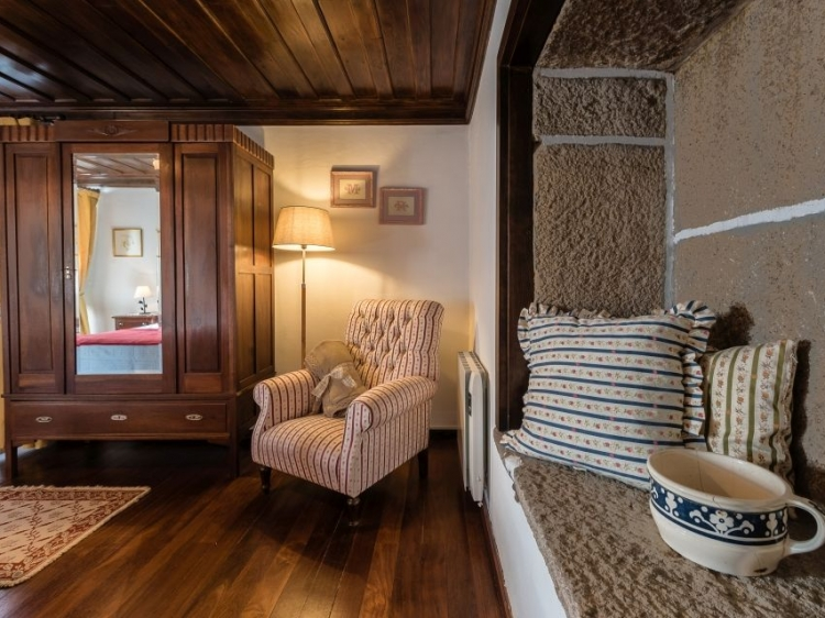 Casa da Torre villa for rent Cabeceiras de Basto best house