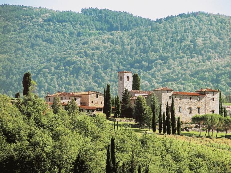 cASTELLO DE sPALTENA tUSCANY BEST ROMANTIC  hotel