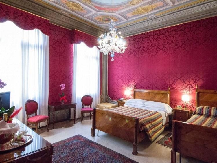 Palazzo Abadessa Venice Hotel romantic charming