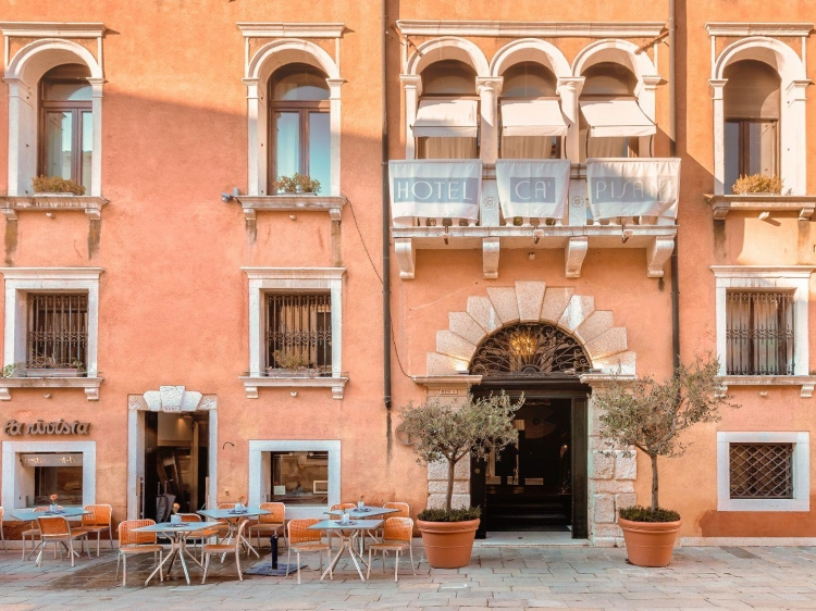 Ca Pisani Hotel Venice Luxury and romantic design trendy