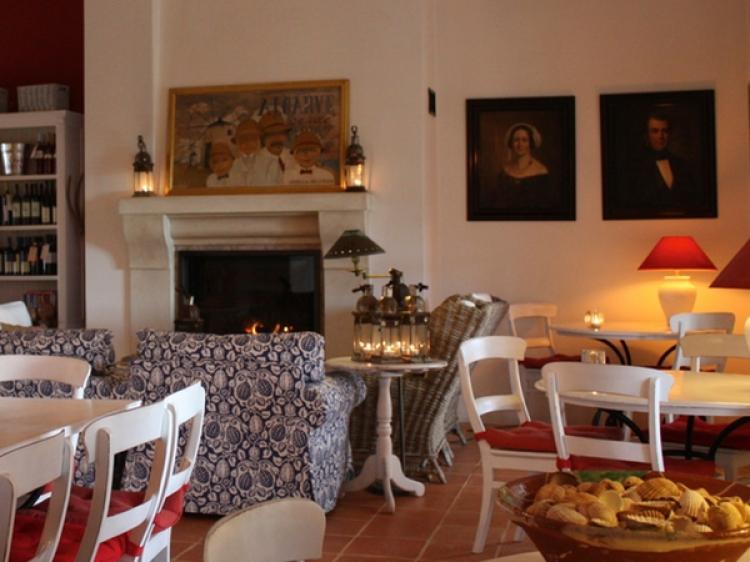 Quinta da cebola Vermelha hotel b&b Algarve charming