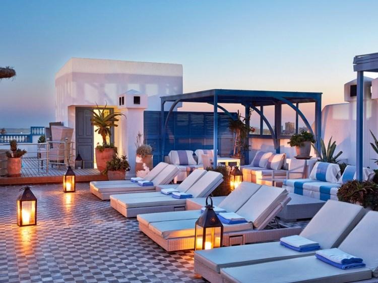 Heure Bleue Palais essaouira boutique luxus romantic hotel