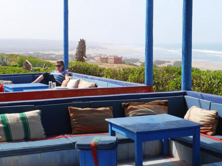 Ksar Massa Agadir Hotel charming wind  surf