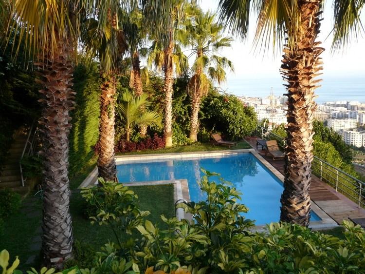 Casa papagaio verde madeira funchal best hotel b&b budget charming small