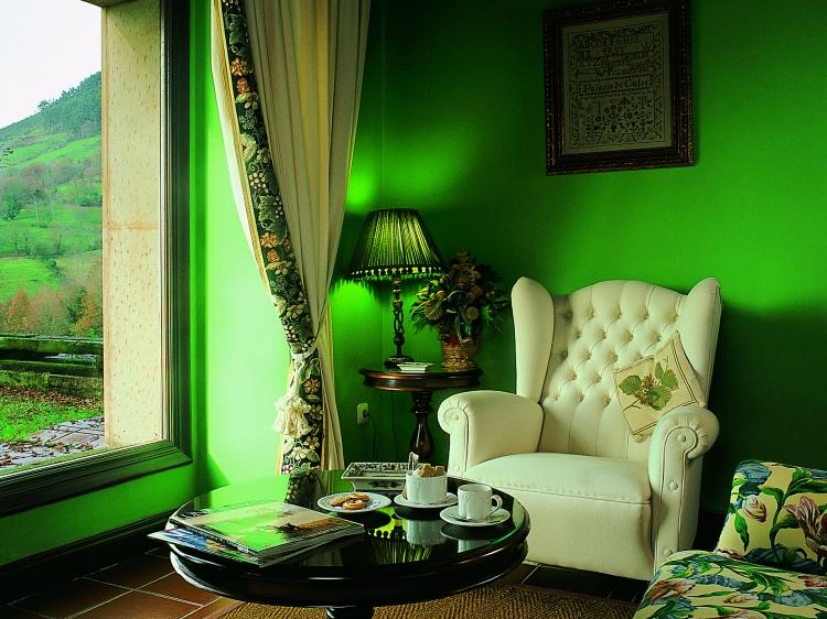 Palacio del Cutre astturias Hotel boutique romantic trendy hip