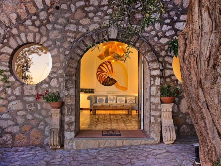 Capo la Gala Hotel Amalfi Coast  sea hotel luxury best