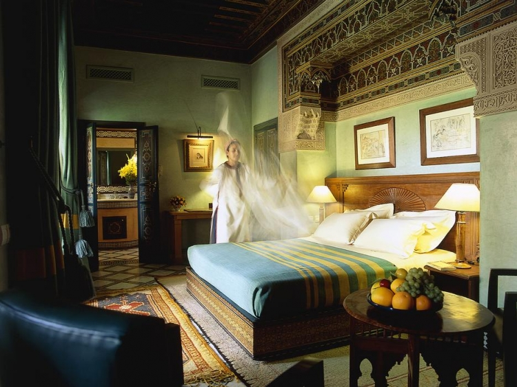 Riyad Al Moussika Hotel Marrakech b&b riad medina boutique best