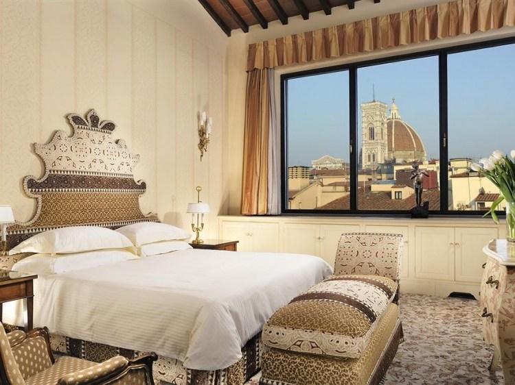 Helvetia & Bristol Hotel luxury boutique firenze best