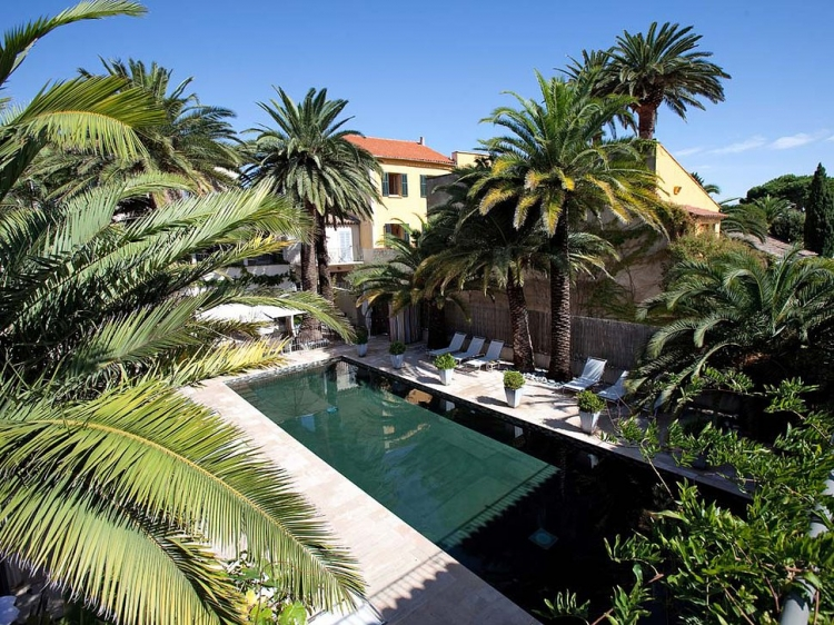 Hotel Pastis Saint Tropez Hotel boutique best small