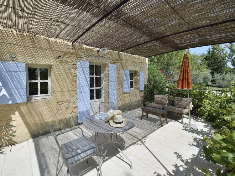 Le Hameau des Baux Hotel Provence encanto