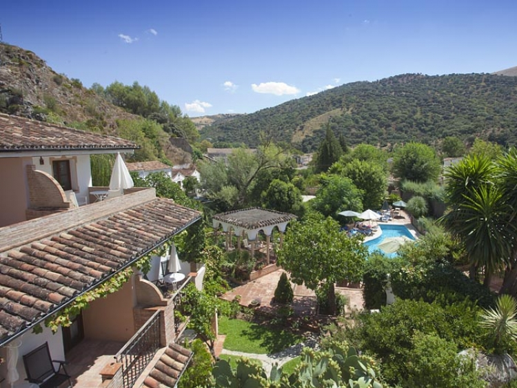 El Molino del Santo best romantic rural country side boutique