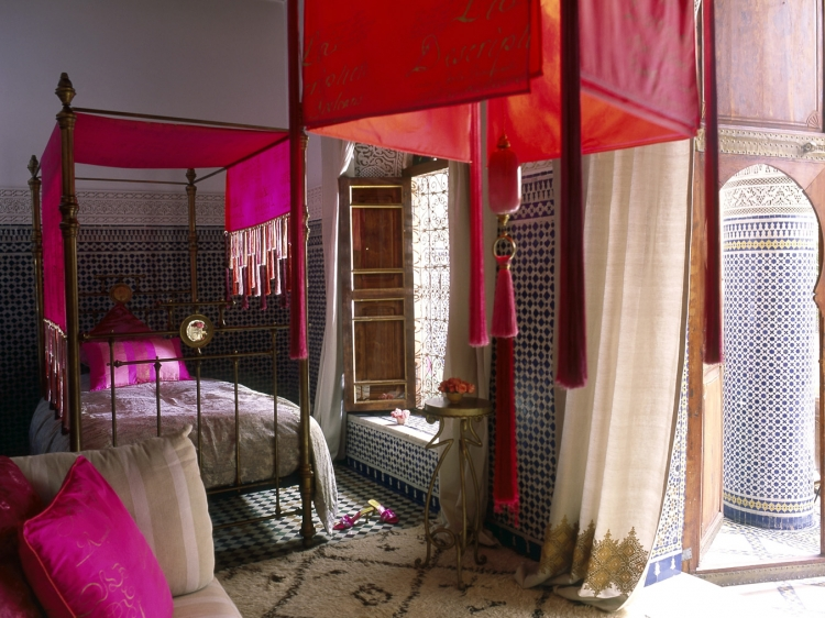 Riad Enija Marrakesh hotel luxury