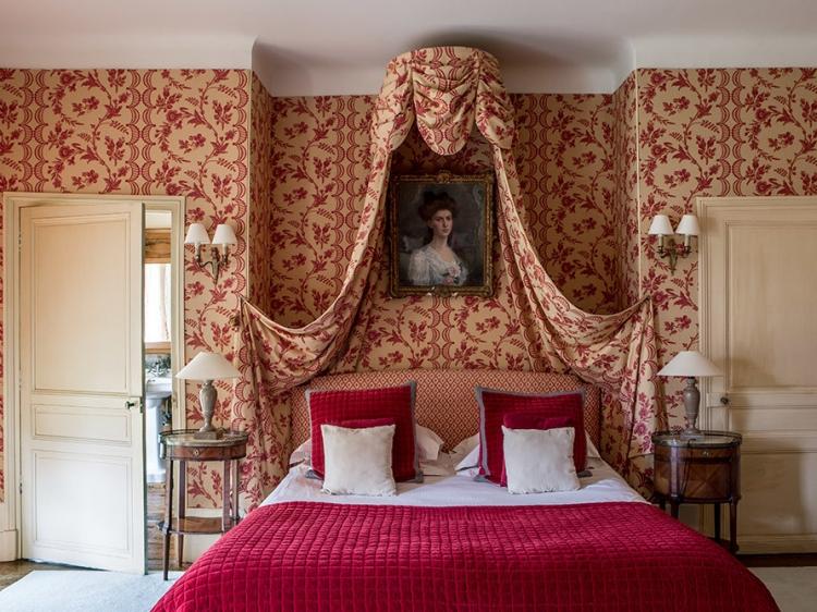 Chateau des Briottieres Champigné France luxus best