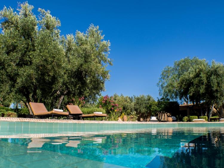 Les Jardins de Skoura Oouarzazate Riad charming guests house
