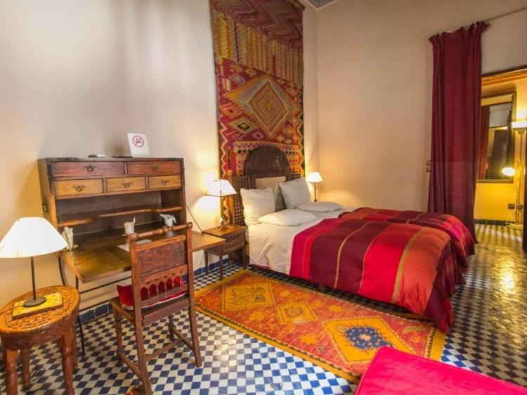 Riad Dar Córdoba Fez Morocco Boutique Hotel