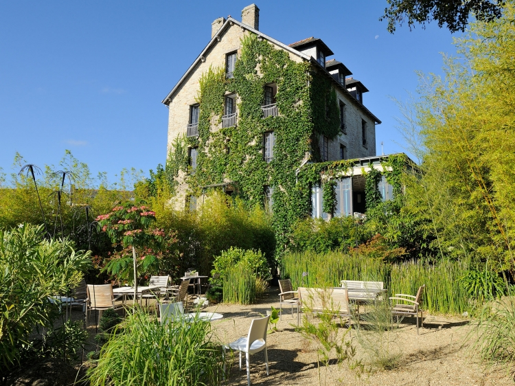 Ty Mad Hotel b&b Douarnenenz brittany best place romantic