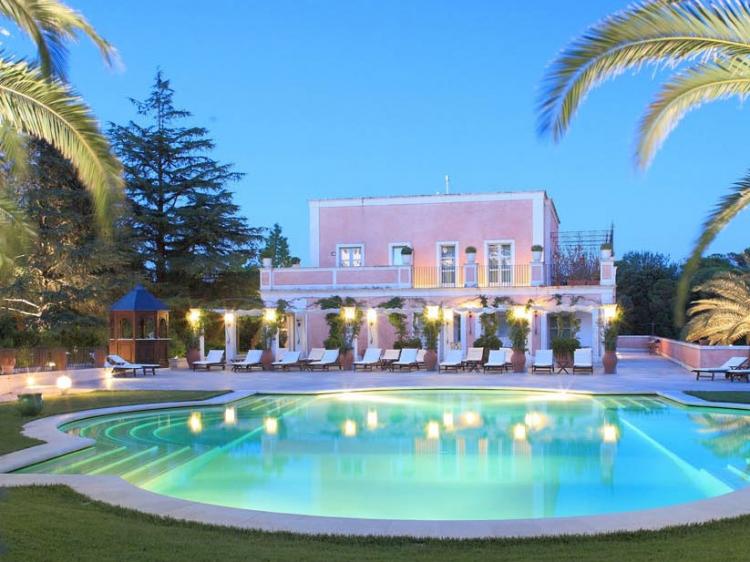 Relais Villa San Martino puglia Hotel boutique romantic