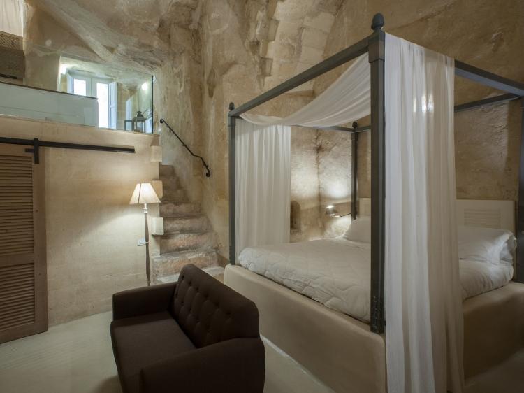 L Hotel In Pietra Matera Basilicata Italy Junior Suite With Jacuzzi