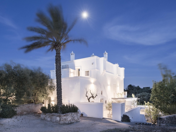 Masseria Alchimia Puglia country side boutique hotel
