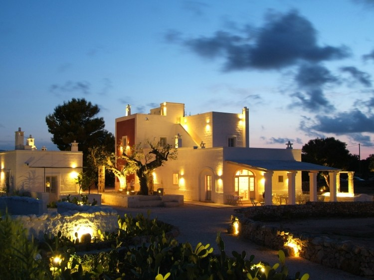 Masseria Cimino Hotel Puglia boutique luxury romantic best