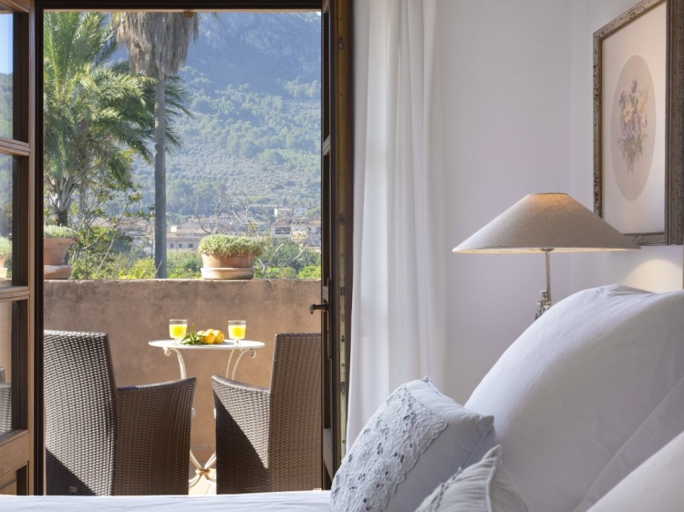 Can Quatre hotel soller mallorca boutique b&b best