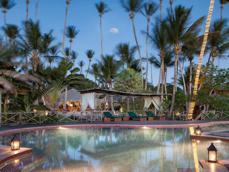 Pousada Vila Kalango boutique hotel Jericoacoara ceara romantic sea view