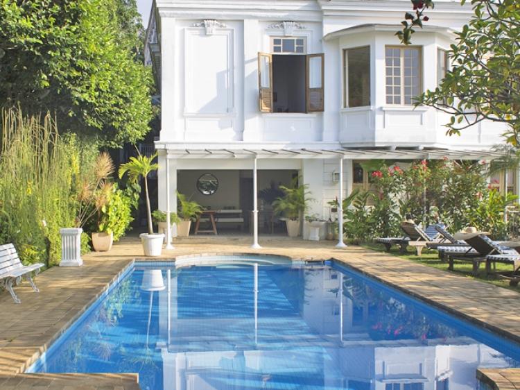 Mama Ruisa Rio de Janeiro Hotel boutique hotel best romantic hip trendy