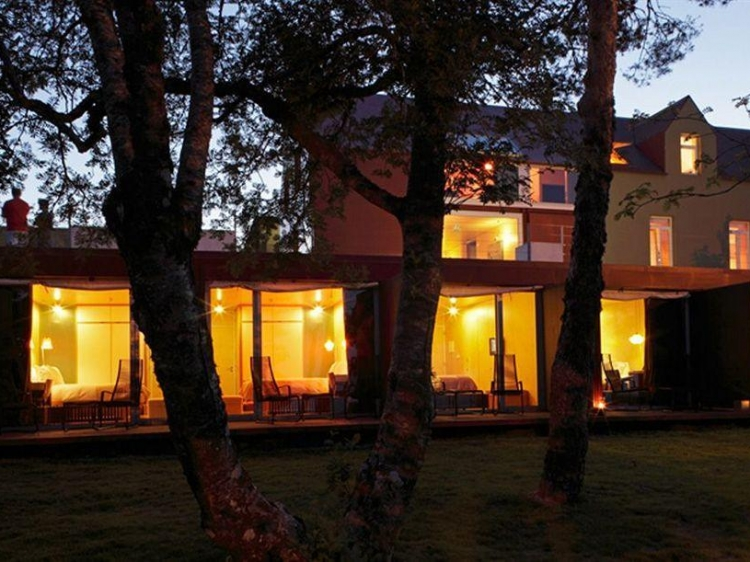 Casa Das Penhas Douradas