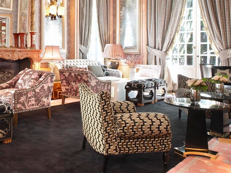 Hotel Santo MAuro luxus mAdrid