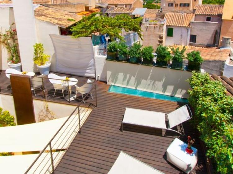 Hotel Cas Ferrer Nou alcudia Mallorca design romantic
